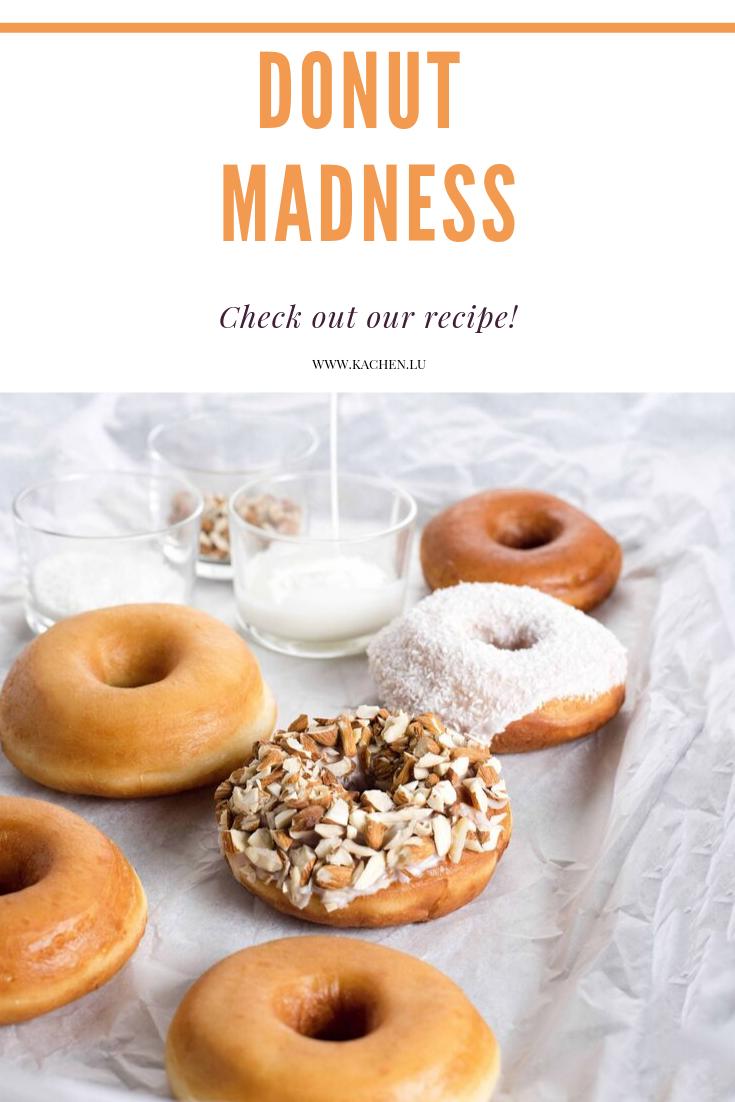 Donut Madness! 🍩