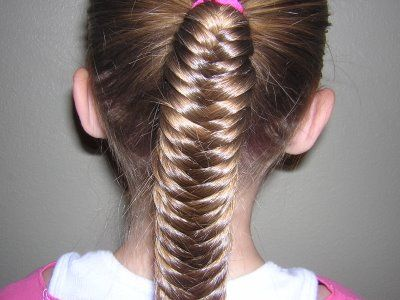 Fishtail how to - it's much easier than anticipated!