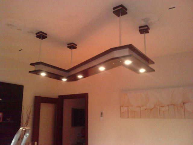 Bricomania - Lámpara de techo De todo Pinterest Lamparas techo
