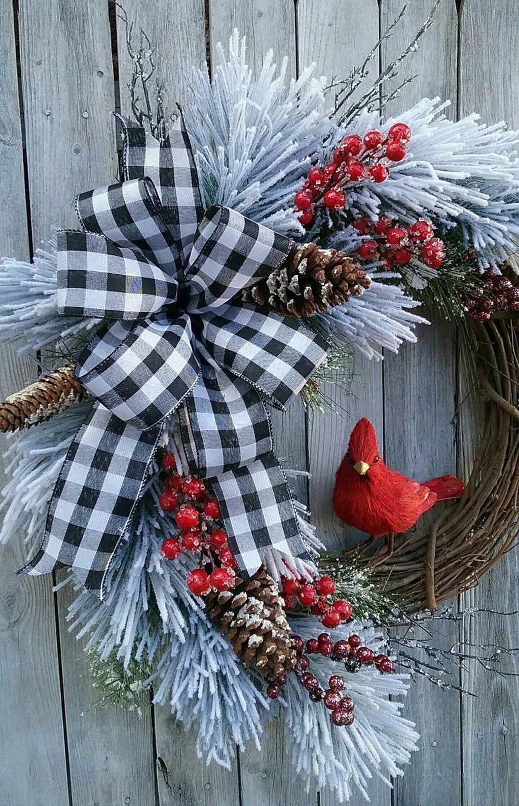 Photo of 20+ Magnificent Winter Wreath Decor Ideas For Your Door