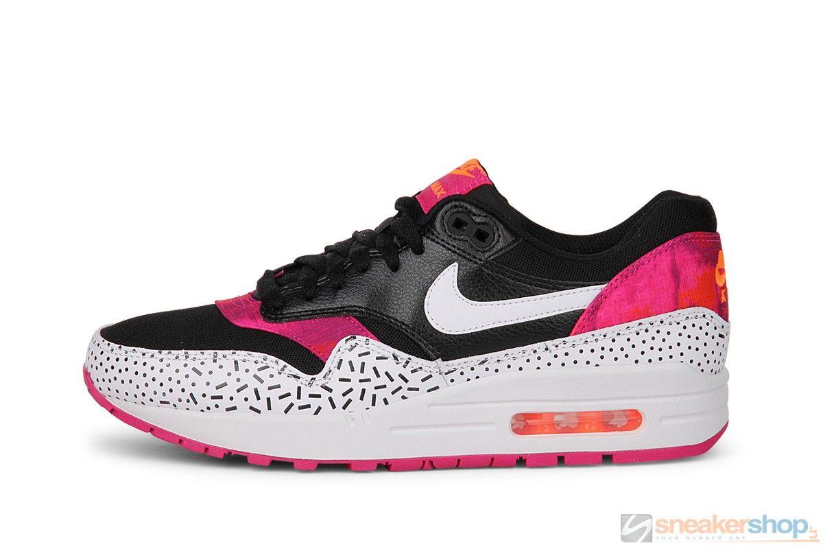 nike air max roze print