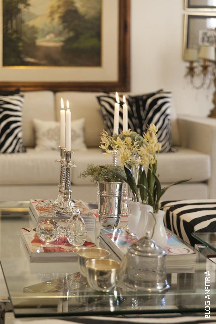 Anfitri Como Receber Em Casa Receber Decora O Festas  # Muebles Modernos Diga Center