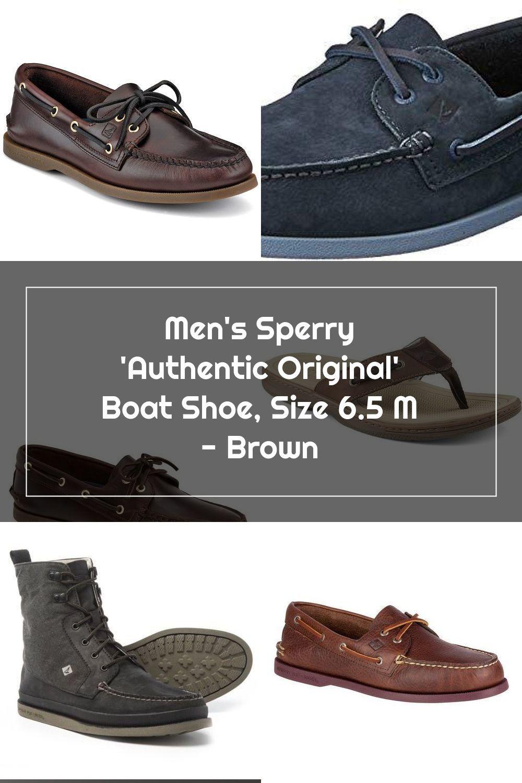 Men's Sperry 'Authentic Original' Boat