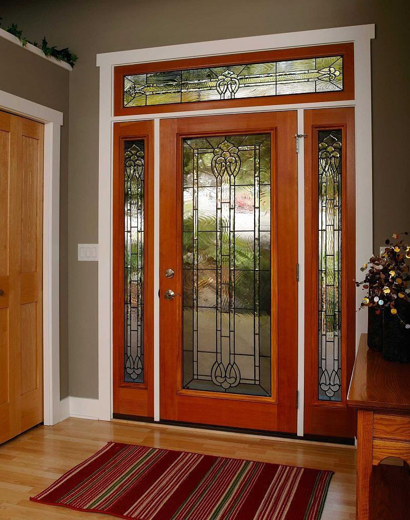 ODL Legacy Master Decorative Door Glass