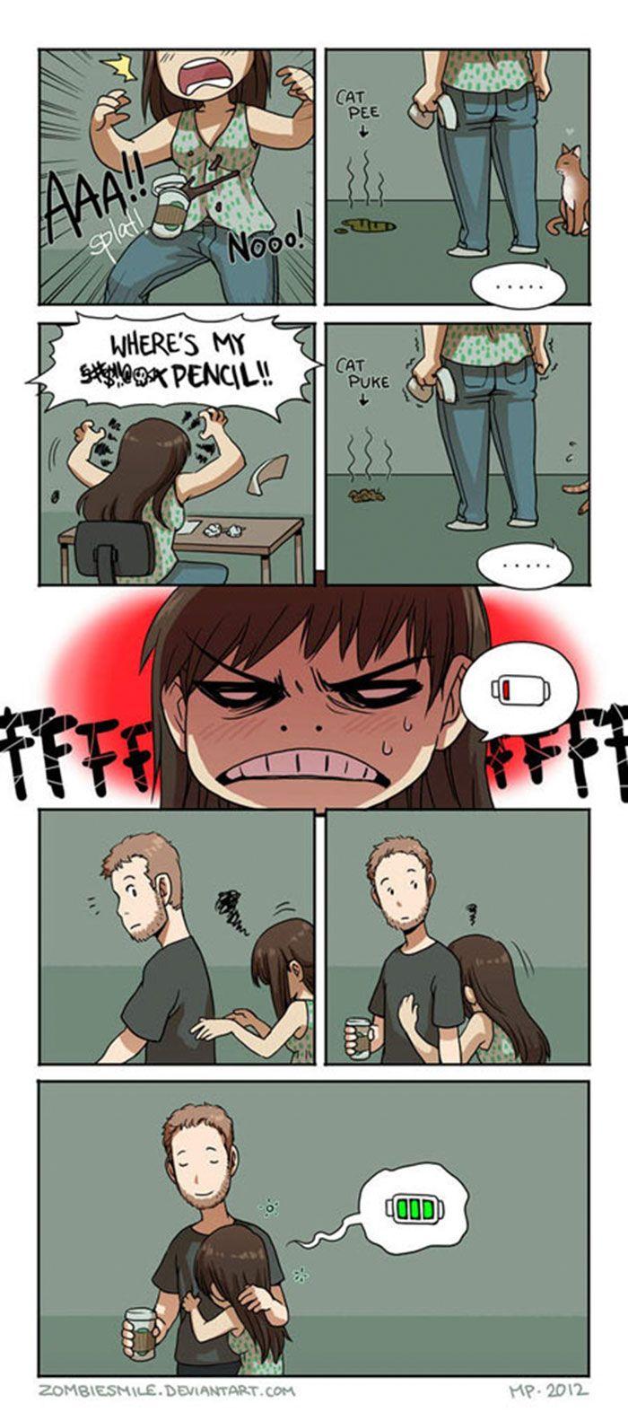 Funny Relationship Comics Relationship Comics Cute Comics