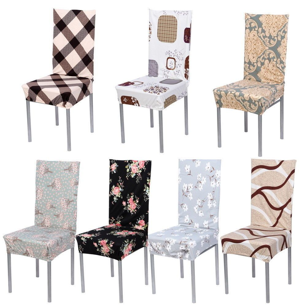 5 13 Dining Room Wedding Banquet Chair Cover Party Decor Seat