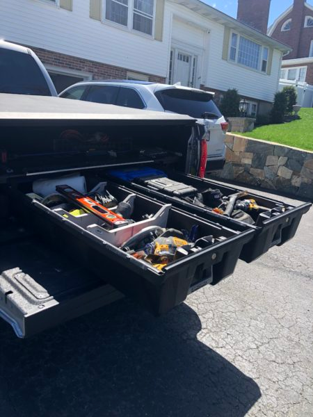 DECKED Review on ToolBoxBuzz. Best truck bed toolbox