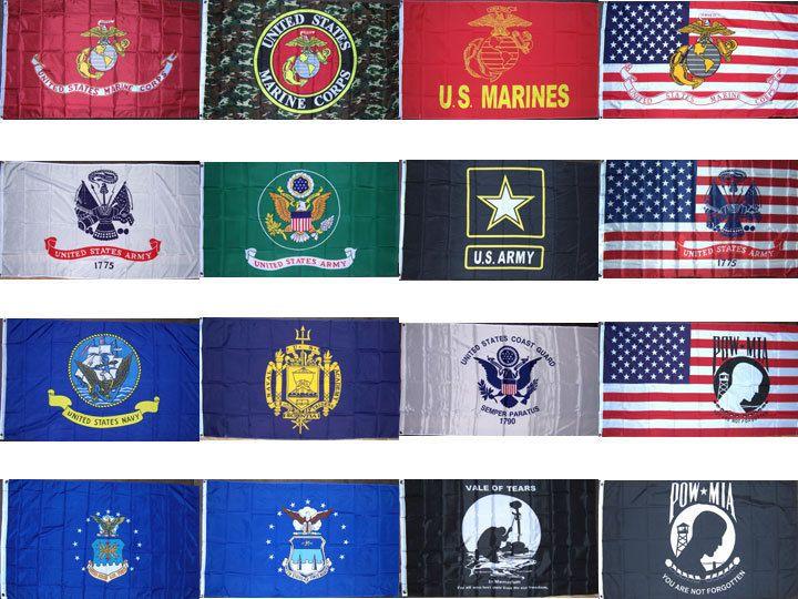Army Navy Usmc Pow Flag 3x5ft Better Quality Usa Seller Ebay Army Navy Usmc Army