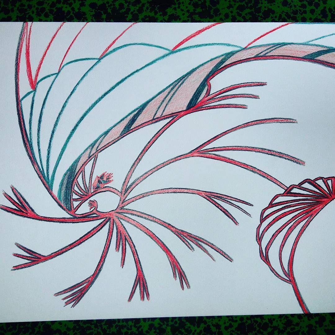 #drawing #draw #art #artist #artcontemporary #inprogress #happy #dessin #dessiner #colors #couleurs #contente #tourbillon #fabercastell #crayoncouleur #bourgogne #artcontemporain #weekend #enprogression by soisik_dessin