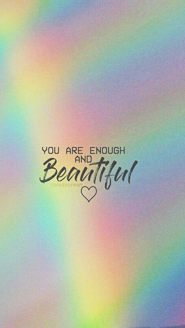 Feeling Happy Rainbow Quote Inpirational Quotes Rainbow