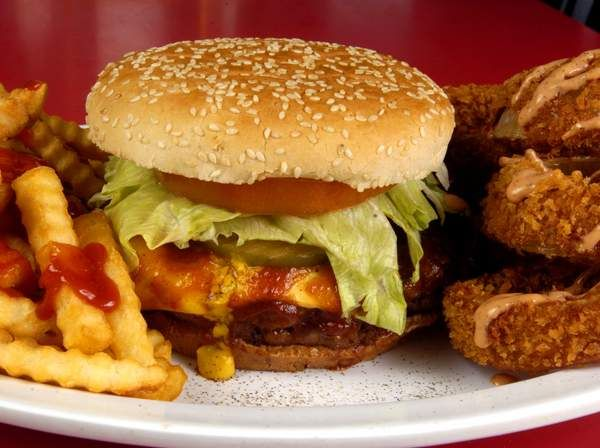 http://www.letssmiletoday.com/news/arrested-for-calling-911-to-complain-about-burger    A Tennessee woman was so dissatisfied with her Hardee's hamburger that she called police twice to complain, resulting in her arrest on the charge of abusing the 9-1-1 system.