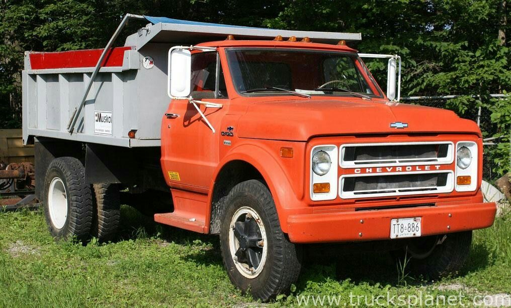 Chevrolet Camiones Clasicos Camiones Camion Volteo
