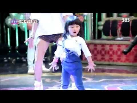 SBS [K팝스타4] - 랭킹오디션, 나하은 'Touch My Body' - YouTube