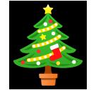 Christmas Tree Emoji U 1f384 U E033 Tree Emoji Christmas Pillowcases Christmas
