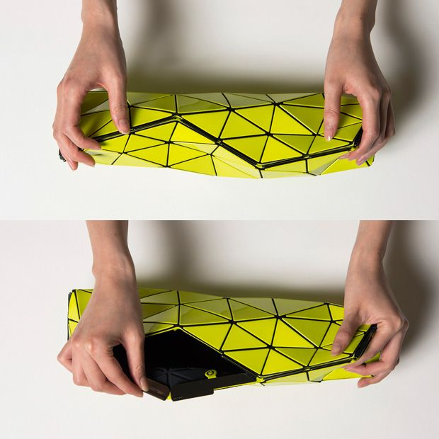 DISTORTION BAG BY BAO ISSEY MIYAKE