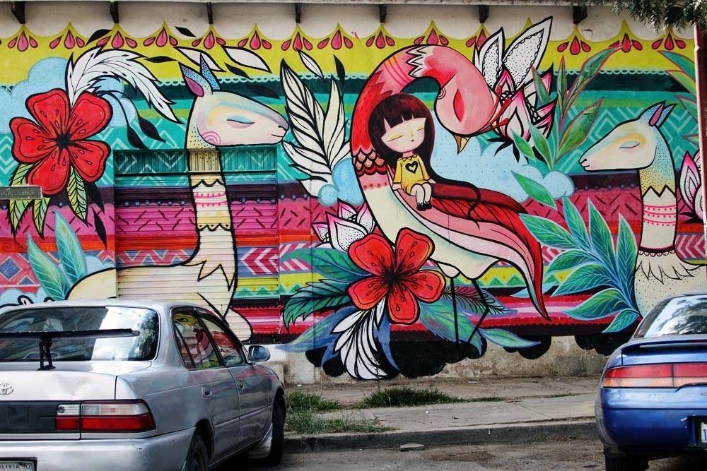 Julieta XLF  BAU2015 in Bolivia  Cochabamba  Cochabamba