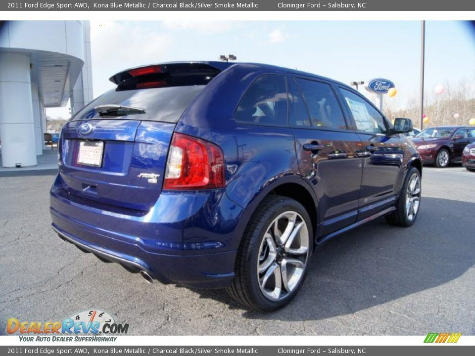 Ford Edge Sport  Ford Edge Kelley Blue Book Kbb Com  Ford
