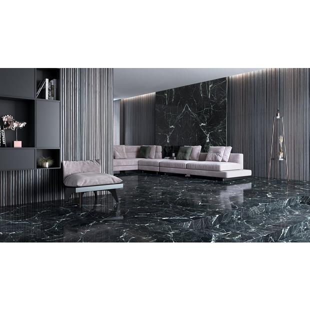 Verias Green Polished Marble Tile In 2020 Polished Marble Tiles Marble Tile Green Marble