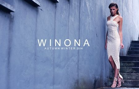 Winona Australia Garden Of Lace Tail Dress Www Winonaaustralia