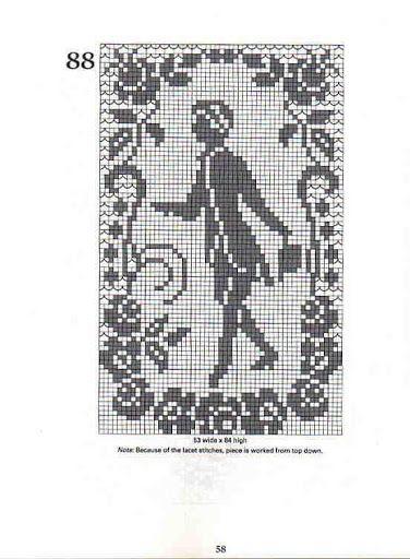 crochet book - 101 Filet Crochet Charts - Raissa Tavares - Picasa Web Albums