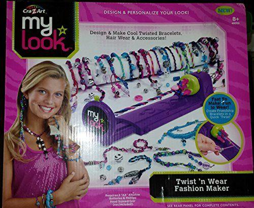 Cra Z Art My Look Twist N Wear Fashion Maker My Look Http Www Amazon Com Dp B00ynmda94 Ref Cm Sw R Pi Dp I26svb0wkc8ax Fashion Maker Z Arts How To Wear