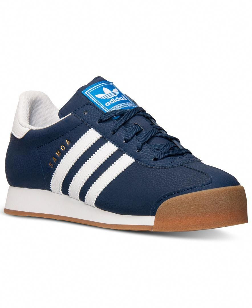 new arrival cd77b aaebe adidas Men s Samoa Casual Sneakers from Finish Line  Sneakers