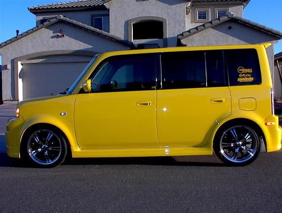 Yelosub S 2005 Scion Xb In Peoria Az Scion Xb Scion Toyota Scion Xb