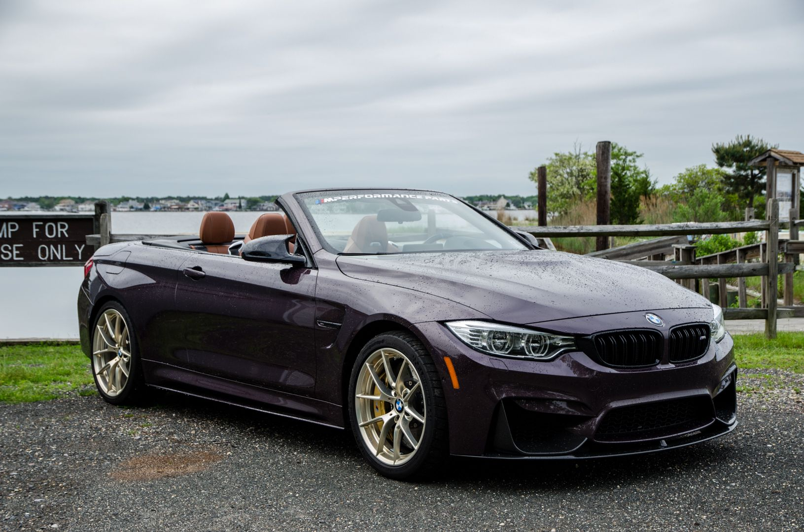 Bmw M4 Convertible Seen Testing With Roof Up Bmwfiend Com In 2020 Bmw M4 Bmw Bmw M4 Coupe