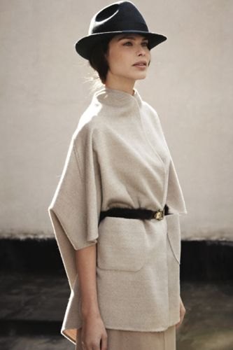 this modern classy gaucho look asks for a visit to the Argentinian pampa (or at least an alfresco argentinian asado)