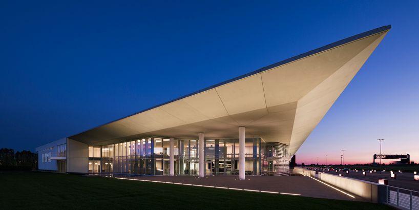 richard meier architects: italcementi i.lab in italy