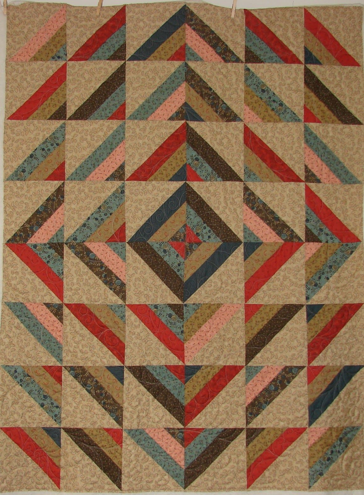strip+tube+quilts | Strip Tube Quilt | Quilts | Pinterest | String ... : tube quilt pattern - Adamdwight.com