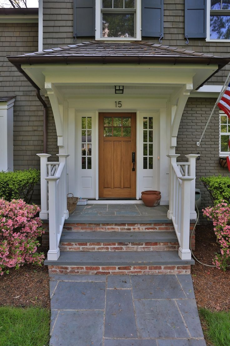 If you prefer to have a beautiful strong and durable porch at front door steps if you prefer to have a beautiful strong and durable porch at your house rubansaba
