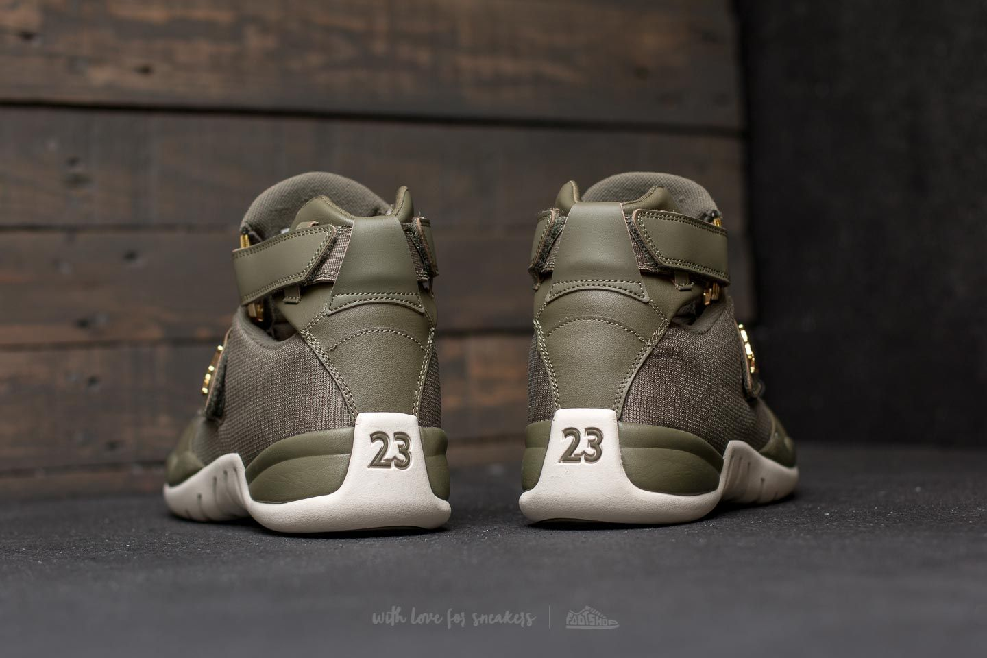 af2435f814bc7 Jordan Generation 23 Medium Olive  Medium Olive at a great price 154 € buy  at Footshop