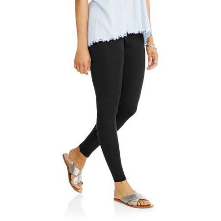 8157b2aa0b44b Faded Glory Women's Essential Leggings | Brooke Maddox Inspired ...