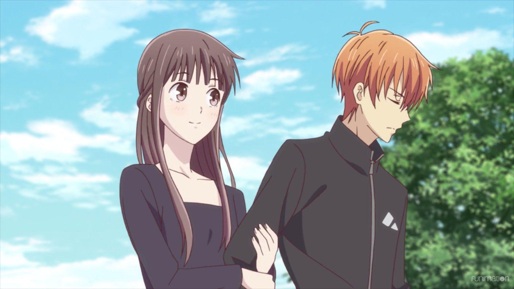 Fruits Basket 2019 Episode 14 Fruits Basket Anime Fruits Basket Fruits Basket Manga