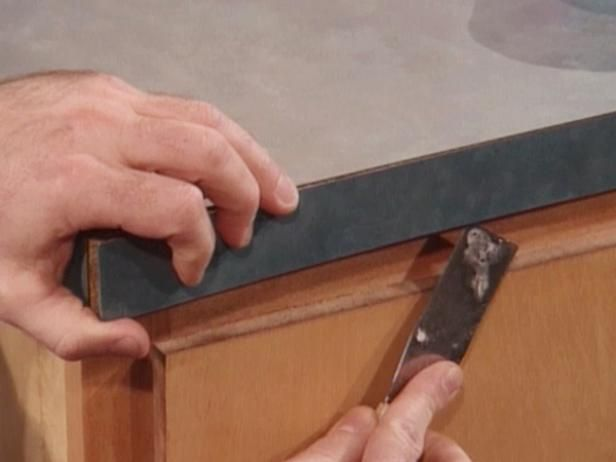 How To Repair And Refinish Laminate Countertops Laminate