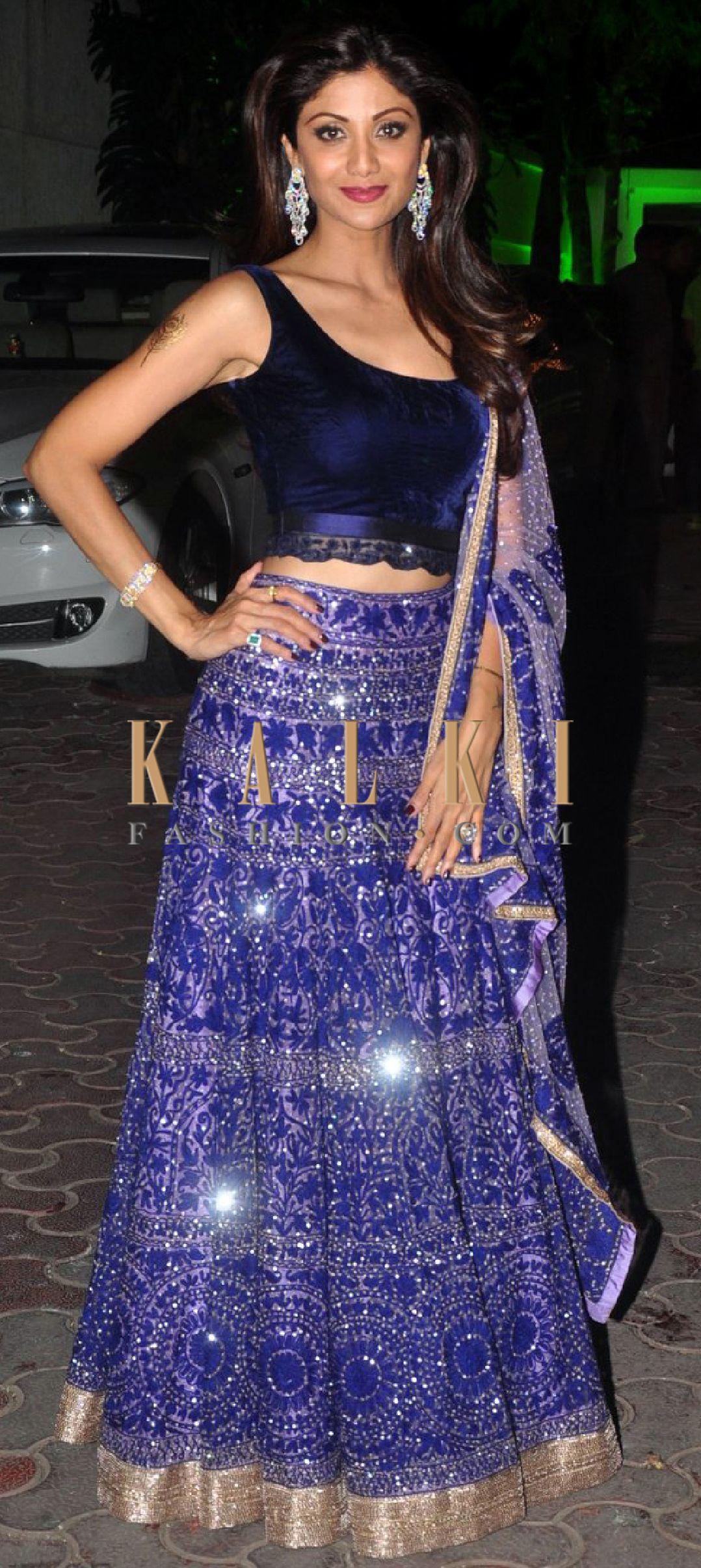 Bollywood Lehengas | Buy Bollywood Actress Lehenga Choli ...