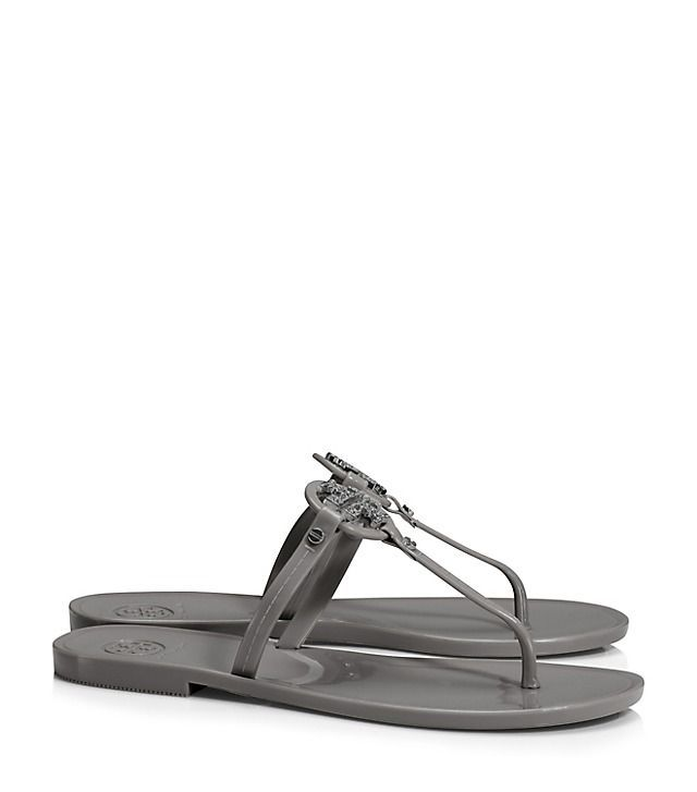7fe490aee5f MINI MILLER JELLY THONG SANDAL