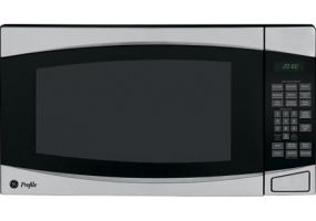 Ge Profile S S Countertop Microwave 1200 Watts Sensor Cooking
