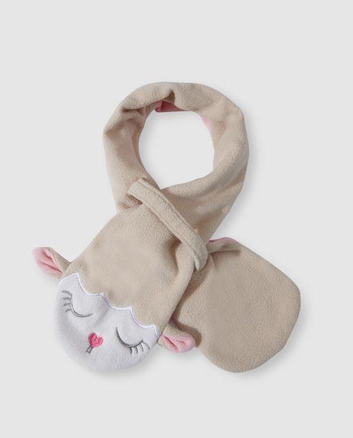 30c6d111d Bufanda de bebé niña Freestyle en crudo · Freestyle · Moda · El Corte Inglés