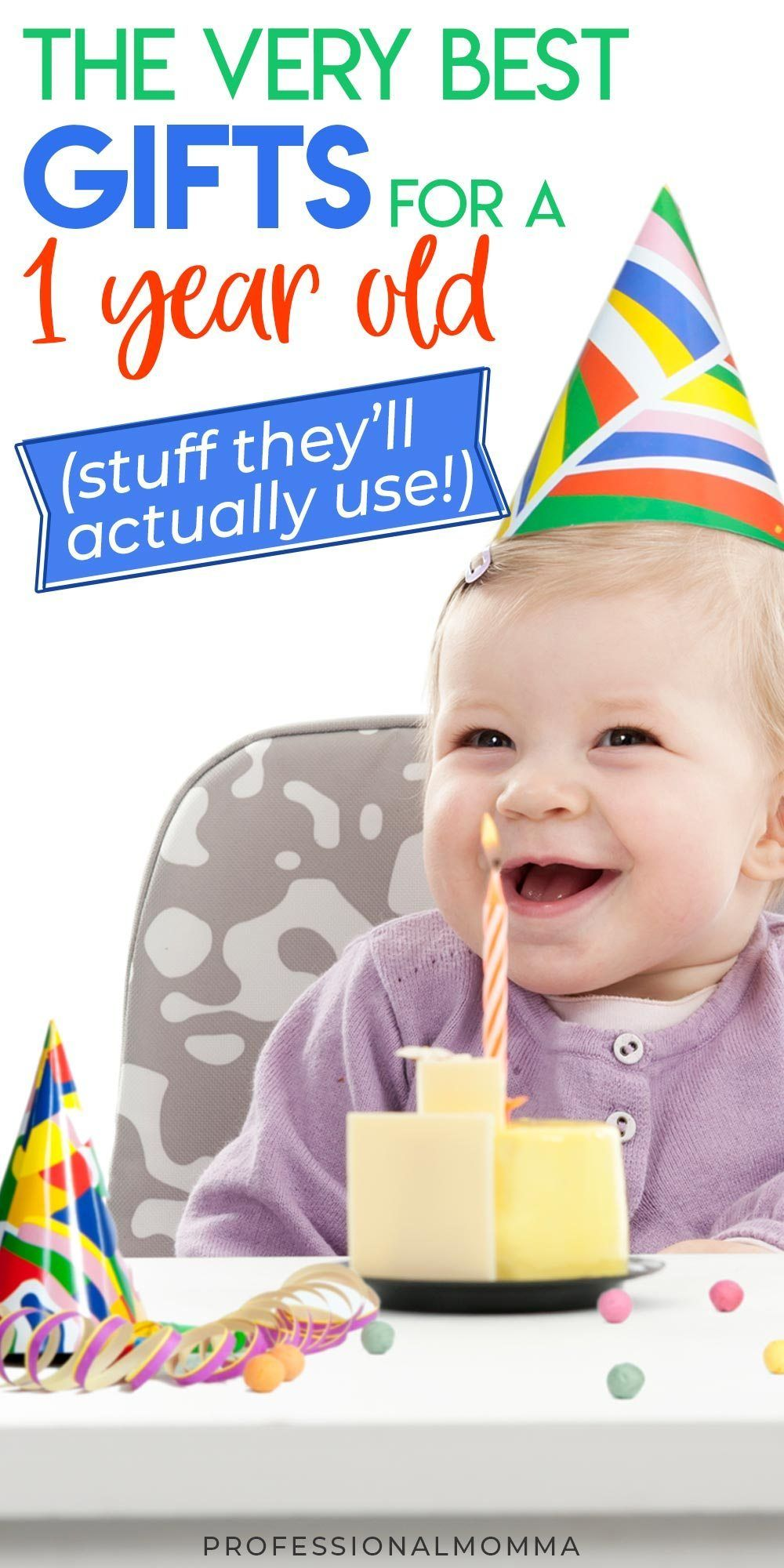 What to Buy a 1 Year Old 50 Affordable Toddler Gift Ideas