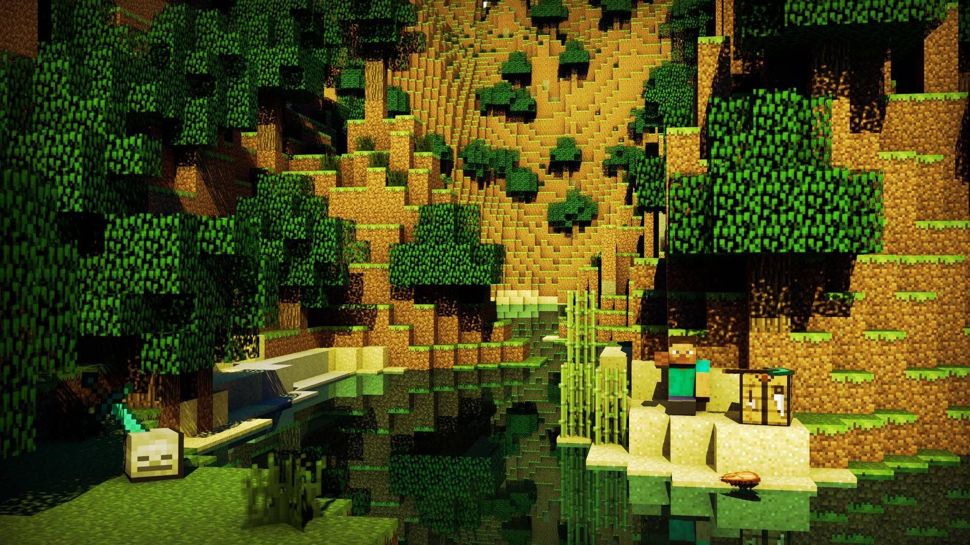 Cool Minecraft Pictures For Background