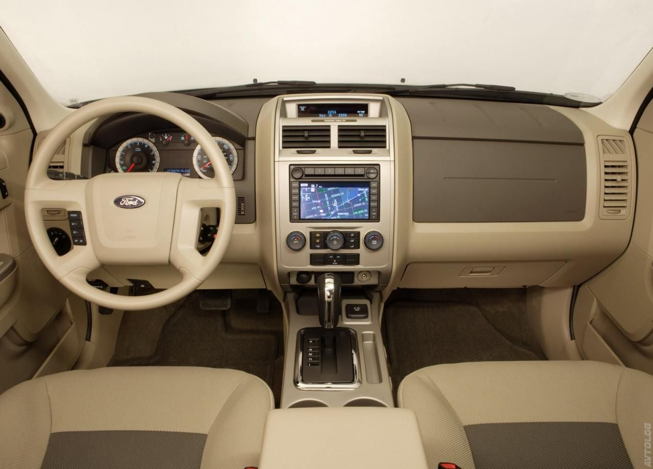2008 Ford Escape Got Dat Navigation With Images Ford Escape
