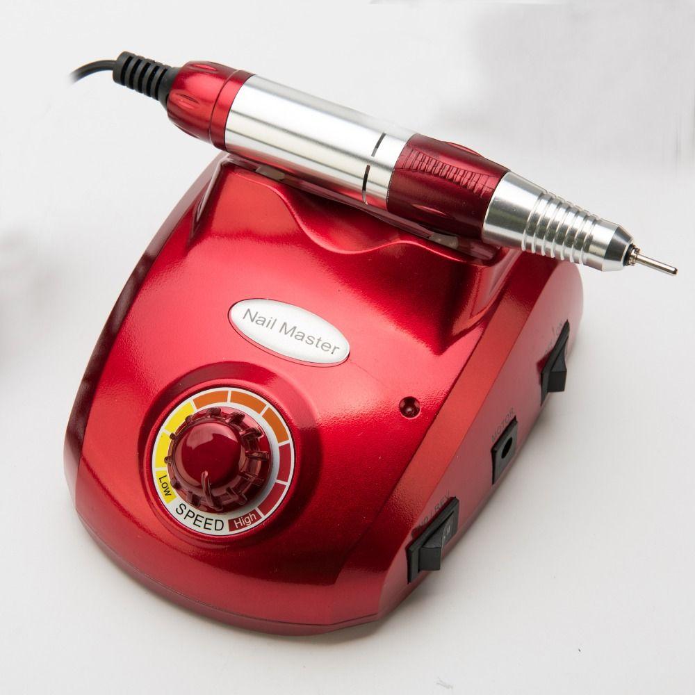 30000 RPM Nail Drill Manicure Machine Nail Art polishing tools ...