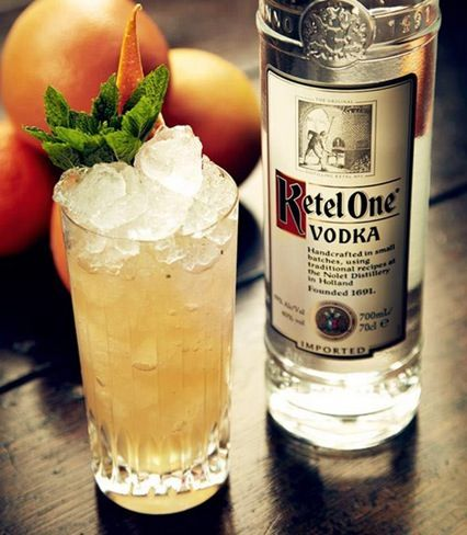 Ketel one cocktail