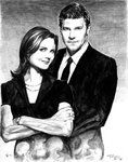 Bones and Booth by *weeddemon on deviantART