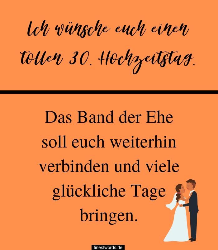 29 Spruche Zur Perlenhochzeit 30 Jahre Finestwords De Hochzeitstag Spruche Hochzeitstag Wunsche Spruche Hochzeit