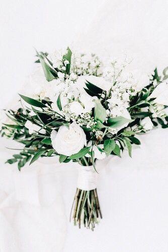 Pinterest Sarahesilvester White Wedding Bouquets White Wedding Flowers Bridesmaid Bouquet White