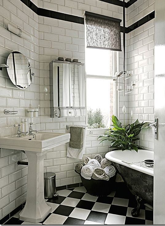 My New Old Life: Progettando i bagni | Home | Pinterest | Piastrelle ...