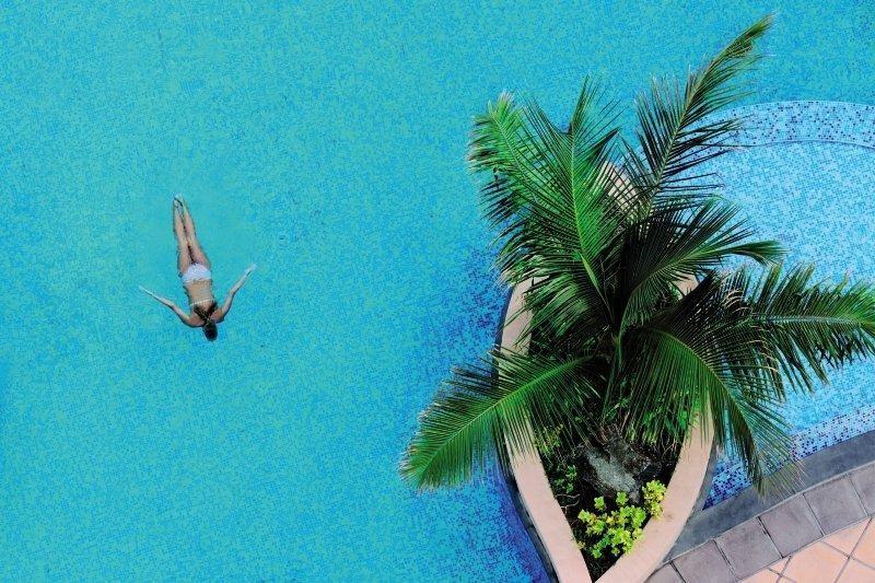 Mövenpick Hotel Jumeirah Beach in Dubai - Hotels in Naher Osten / Vorderer Orient